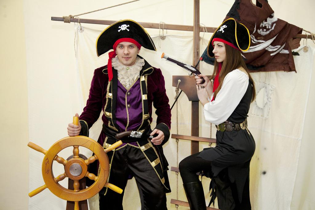 Пираты карибского моря праздник сценарий